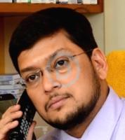 Dr. Huzefa Taher Dhansura - Ophthalmology