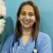 Dr. Manisha Juvekar - Paediatrics