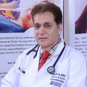 Dr. Manzoor Ahmad Mir - Gastroenterology