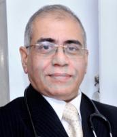 Dr. Sunil Vallabhdas Shah - Pulmonology