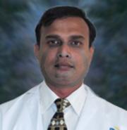 Dr. Harish D. N. - Orthopaedics