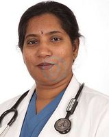 Dr. Geeta Komar - Obstetrics and Gynaecology