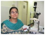 Dr. Manisha Agarwal - Ophthalmology