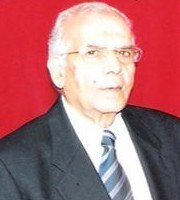Dr. B. D. Dwivedi - Paediatric Surgery