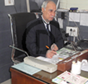 Dr. Anil Vij  - Diabetology