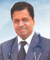Dr. Milind Patil - Orthopaedics