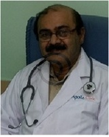 Dr. Rajendra Narayana Sharma - Physician