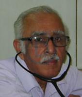 Dr. Arun Mukherjee - Internal Medicine