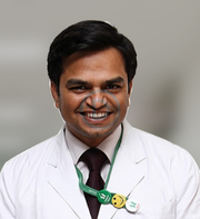 Dr. Ashish Bhanot - Surgical Gastroenterology, Bariatric Surgery