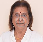 Dr. Indra Vij - Paediatrics