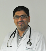 Dr. Asit Khanna - Cardiology