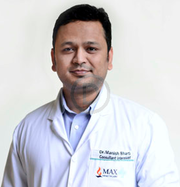 Dr. Manish Bharti - Liver Transplant, Hepato Pancreato Biliary Surgery