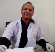 Dr. (Maj.) Vishal Sahai - Dental Surgery