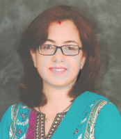Dr. Anshita Singh Rathore - Homeopathy