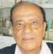 Dr. D. P. Arya - Paediatrics