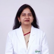 Dr. Preeti Rastogi - Obstetrics and Gynaecology