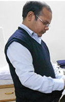Dr. Arun Kumar Singh - Orthopaedic Physiotherapy