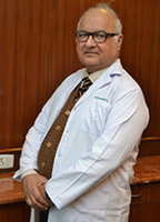 Dr. Ravinder Bhalla - Orthopaedics