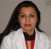 Dr. Sheetal Sabherwal - Obstetrics and Gynaecology